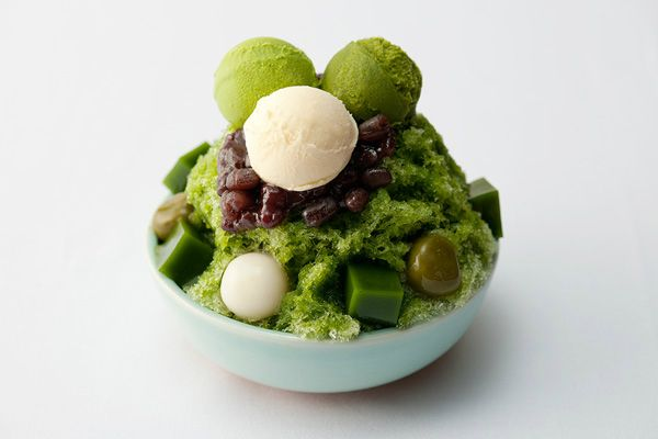 GT shaved ice