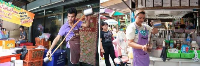thai tea street comb